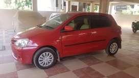 Etios liva 2013 model, single owner, insurance current,