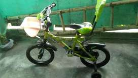 Motocross cycle for kids