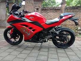 Ninja fi 250cc tahun 2013