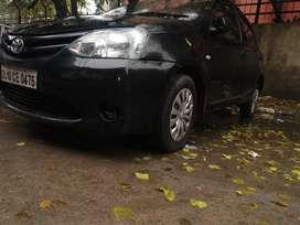 Toyota Etios Liva, 2012, Petrol