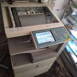 Paket Murah!~Mesin Fotocopy Canon IR 3235 + potong kertas & laminating