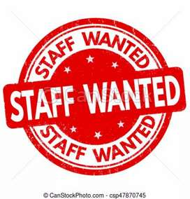 Required a sales girl/boy in cell Shop