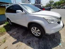 Honda crv putih 2012
