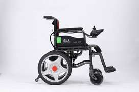 Foldable Brand New Electric wheelchair with Warranty