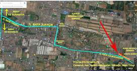 The Cemandi Rumah 400 Jutaan Lokasi Strategis Dekat Jalan Raya
