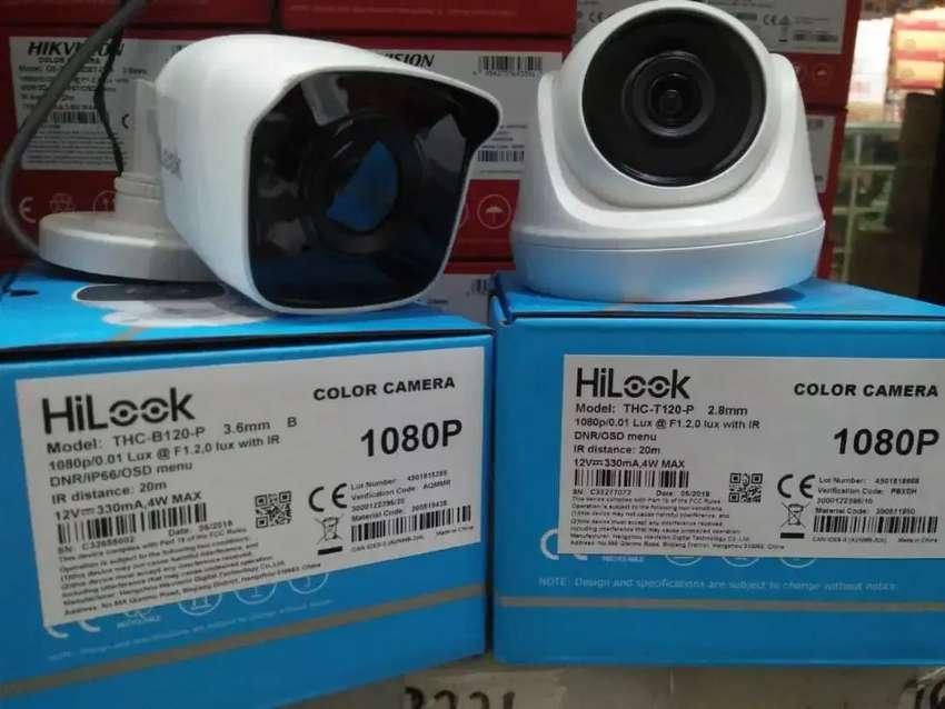 Kamera CCTV + biaya pemasangan suda^___^termasuk paket 0