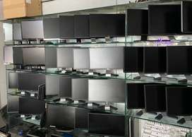 Hp dell mix 19inch 20inc 22 23 24 27 slim ips borderles leds availible