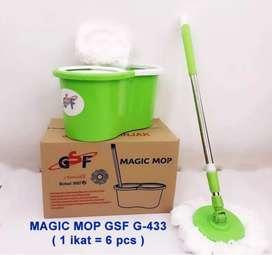 Magic mop plastik