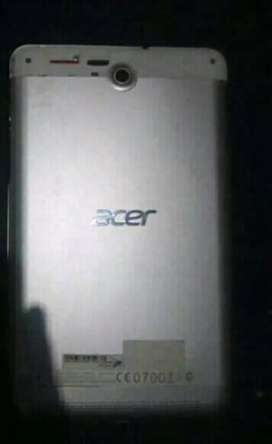 Acer Tablet 3G One sim
