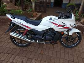 Hero karizma R,good condition,single hand use