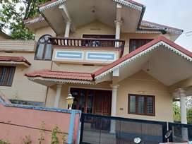 Vellimadukunnu ngo puarters 3bhk house for rent
