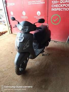 Good Condition TVS Jupiter Std with Warranty |  3365 Bangalore