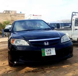 Honda civic vti prosmetic 2006