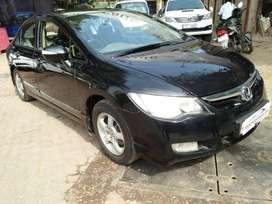 Honda Civic 1.8V Automatic, 2008, Petrol