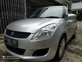 Suzuki All New Swift GL 2014 km 30rb Antik