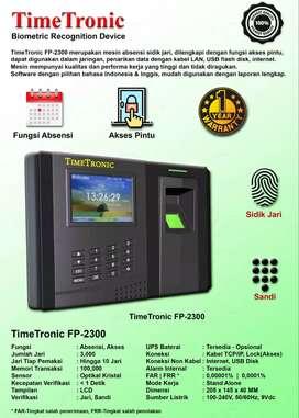 Mesin Absensi TIMETRONIC FP2300 murah di Bali