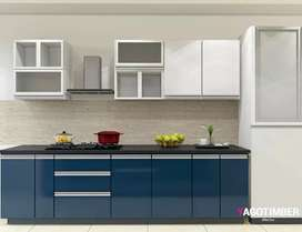 New modular kitchen Manufacturing.