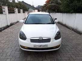 Hyundai Verna VGT CRDi ABS, 2009, Diesel