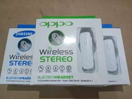 Headset bluetooth Brand