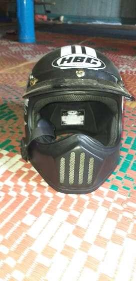 Di jual tt/bt helm hbc