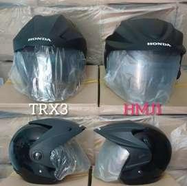 Helm Standar Honda New 100% Original