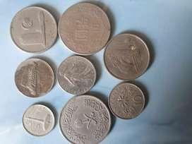 Uang logam koin kuno