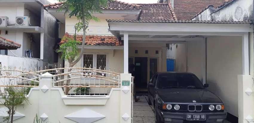 Dijual Cepat Rumah Murah dipusat Kota (Kondisi Siap Huni) Cash/Kredit