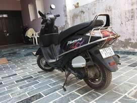 Hero honda pleasure single user in excellent condition