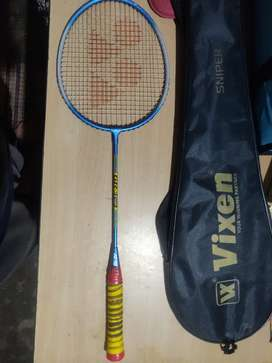 Yonex GR 303 Badminton Racquet with a cover