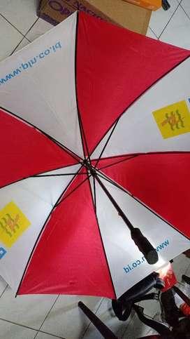 Payung golf lipat standart promosi souvenir dan kenang kenangan