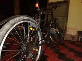 B-twin mountain cycle  - my bike 7s for sale