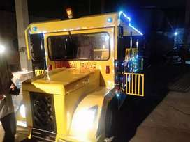 Kereta mini mobil wisata odong kereta panggung RAA