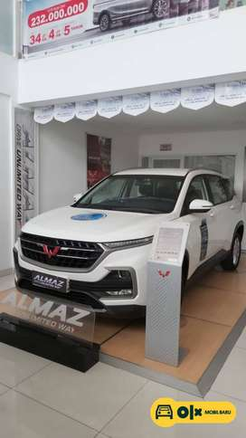 [Mobil Baru] Promo Wulling Almaz Special Terbaru