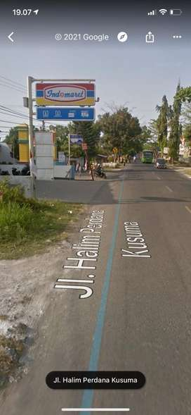 Tanah Kavling Hook Siap Bangun Strategis 60meter dari Jalan Provinsi