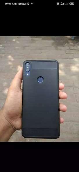 Asus Zenfone max pro m1 3gb Ram 32gb internal fresh condition