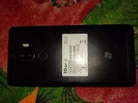 10orG 3gb ram 32 storage 625 processor ,warranty period, urgent sell,