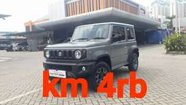 Suzuki Jimny 1.5 4Wd At 2020 nik 2019 New Model Abu abu Original Km4rb