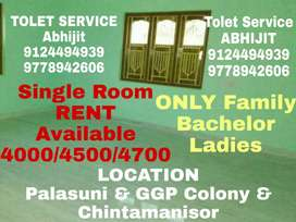 Good Single Room Available House For Rent Chintamanisor To Palasuni