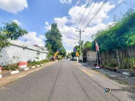 Tanah Dijual Bonus Rumah di Mantrijeron Dekat Malioboro Akses Mudah