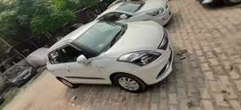 A one Swift dzire zdi / 2016 model / polar white/ 39000 km driven