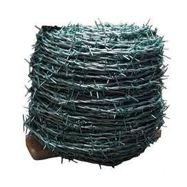 Security Barbed Wire Boundary Wall fencing Service