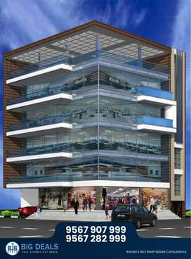 At Mannuthy Bypass - 1700 Sq.ft Space for rent available, Thrissur..