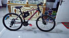 Dijual sepeda Aviator ukuran 26