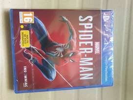 Spiderman ps4 game for sale