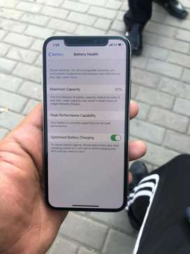 Iphone X 64Gb White - All Accessories