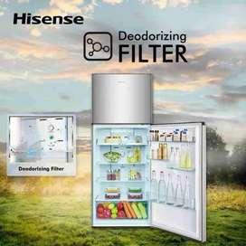 Brand New Hisense 411L Refrigerator Mrp 41990 Offer 26999