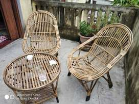 Easy Chair, table.. Garden chairs