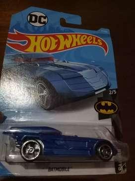 Hotwheels Batman Batmobile