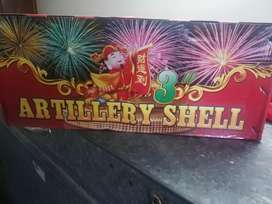 Display shell, golay, fireworks, china