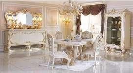 Jual Set Ruang Makan Mewah